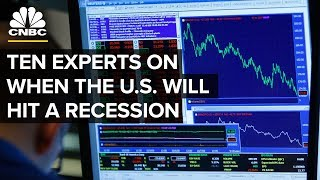 Ten Experts On When The Next Recession May Hit
