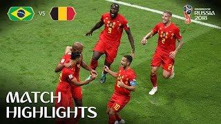 Brazil v Belgium - 2018 FIFA World Cup Russia™ - Match 58