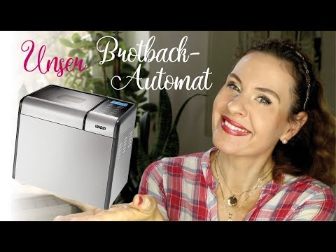 easy leckeres Brot selbst backen 🍞 Unold Backautomat 😋 meine liebste Brotbackmaschine