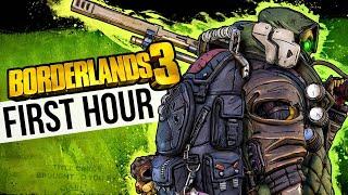 FIRST HOUR OF BORDERLANDS 3 (FL4K)