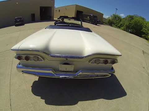 Video of Classic '59 Edsel Corsair located in Michigan - $29,900.00 - M1O9