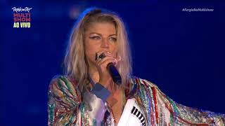 [HD 1080] Fergie - Love is Pain - Live at Rock in Rio 2017