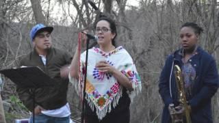'Kolavalik' with the Afro Yaqui Music Collective