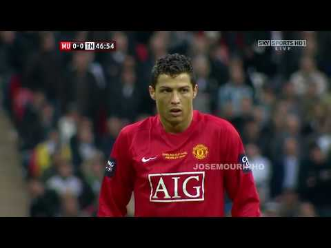 Manchester United vs Tottenham 4-1 Extended Highlights & Goals - EPL Cup Final 2009