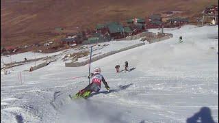 South Africa ski racing trip 2018