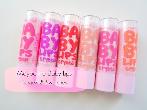 Baby Lips Electro Lip Balm - Oh! Orange!  by Maybelline #10
