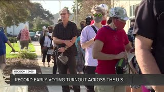 Wisconsin's early voting period begins Tuesday