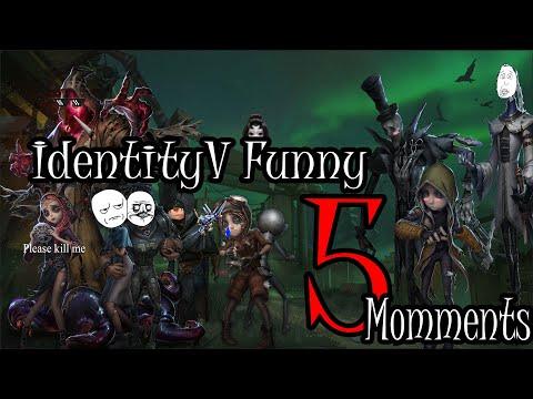 IDentity V   Funny Moments #5