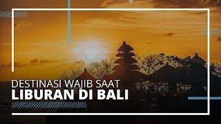 10 Tempat Wisata di Bali untuk Dikunjungi Saat Liburan Hari Raya Galungan 2020