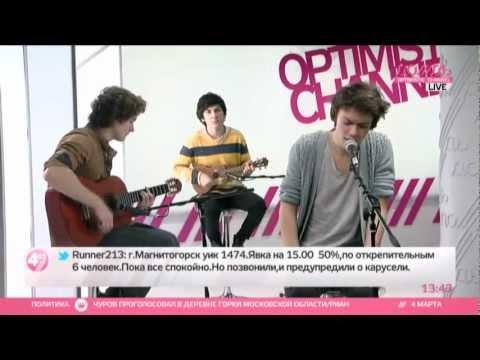 The Retuses - Шаганэ (live @ Дождь)