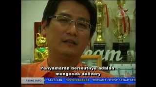 Boss Sejati MyMeal Catering Part1 Trans TV
