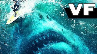 47 METERS DOWN Bande Annonce VF ✩ Mandy Moore, Claire Holt (2017)