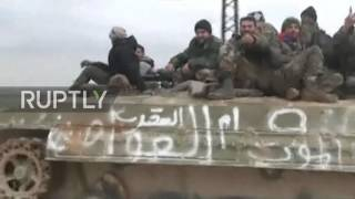 Syria: SAA brings reinforcement to northern Hama to drive back opposition forces