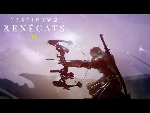 Extension Renégats présentation de Destiny 2
