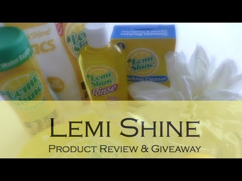 Lemi Shine Product Review & Giveaway