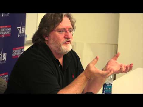 Monday Night Web Movie: Watch Gabe Newell Preach About Video Games