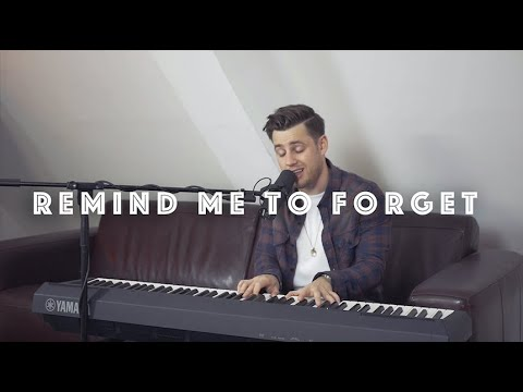 Remind Me To Forget Kygo Ft Miguel Cover By René Miller