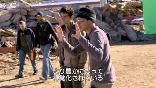 『メイズ・ランナー2:砂漠の迷宮』特別映像DashnerSetVisit