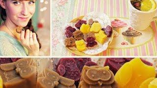 Здоровая Еда: МАРМЕЛАД Для Стройного Тела / Десерт Познер