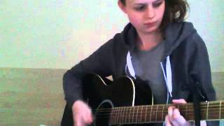 Feeder - Yesterday Went Too Soon - Acoustic Cover