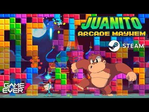 Juanito Arcade Mayhem Gameplay Trailer thumbnail