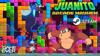 Picture of a game: Arcade Mayhem Juanito