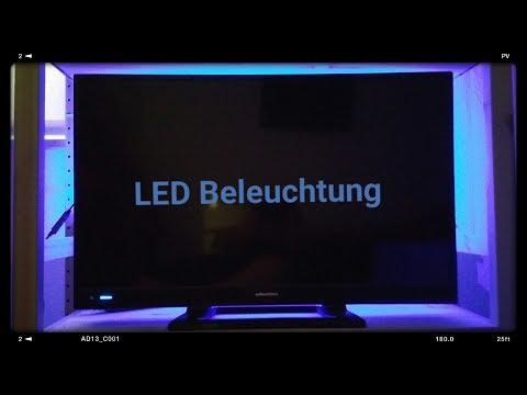 LED Beleuchtung für Fernseher USB (Hintergrundbeleuchtung)