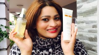 The BEST Heat Protectants -Kerastase Nutritive Nectar Thermique and LUXEOIL from Wella