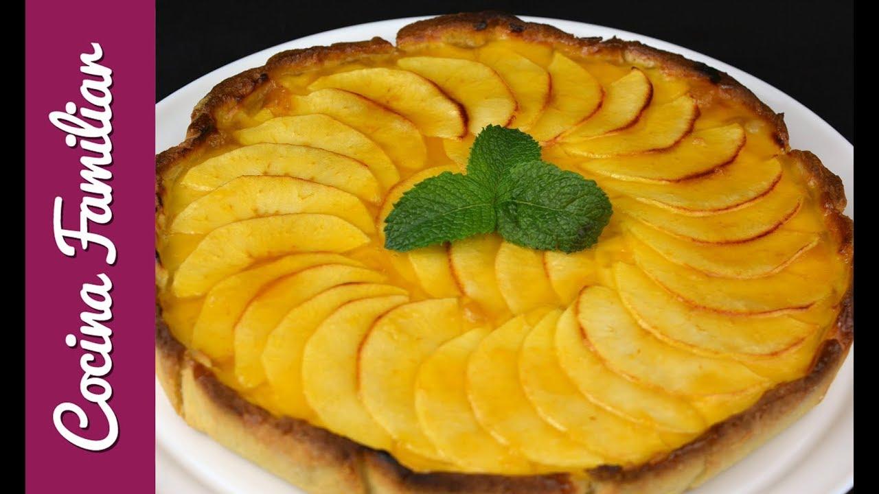 Como hacer tarta de manzana | Javier Romero