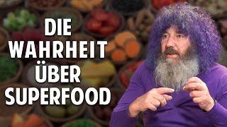 DIE WAHRHEIT ÜBER SUPERFOOD - Robert Franz
