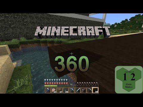 Let's Game - Minecraft ~ 360 ~ Der SLIP ist rot - IK [DE] [HD+]