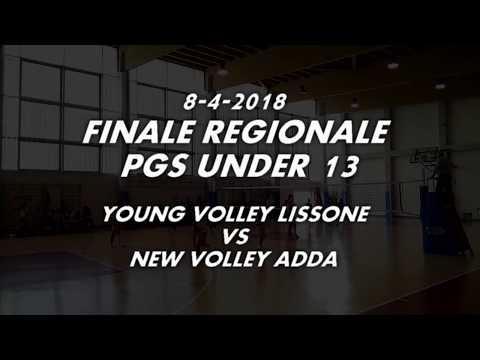 Preview video finale regionale campionato under 13 PGS