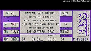 "Grateful Dead - ""Far From Me"" (Oakland, 12/26/82)"