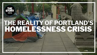 The reality of the homelessness crisis in Portland's Old Town