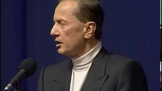 "Михаил Задорнов ""Ножки Буша"". Концерт в Минске 2002"