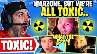 We Got TOXIC on Warzone and This Happened..