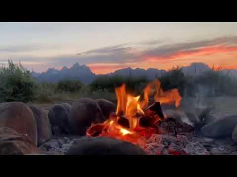 Video Of Dave's Site By Grand Teton, WY
