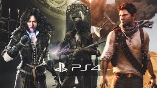 Top 10 PS4 Games - 2015 (PlayStation 4,3)