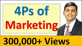 7. 4Ps of Marketing / Marketing Mix by Prof. Vijay Prakash Anand