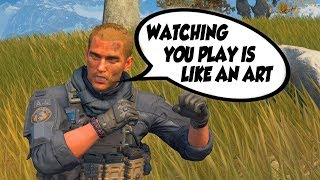 CoD BLACKOUT | i KiLLED HiM AND HE COMPLiMENTED ME AFTER SPECTATiNG (HiGH KiLL SOLO GAME)