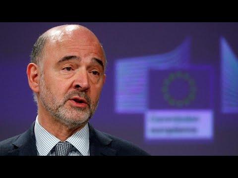 Μοσκοβισί: Μεγάλη η πρόοδος της Ελλάδας από το τελευταίο Eurogroup…