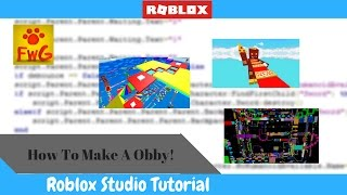 Roblox Tutorials - FireWolf-Gaming