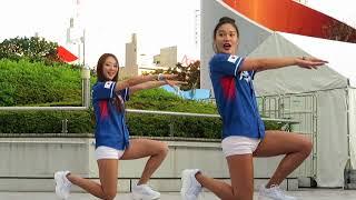 20171116アジアプロ野球チャンピオンシップ06韓国チームダンス4