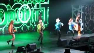 Don't Stop The Music - 2NE1 New Evolution NJ 120817