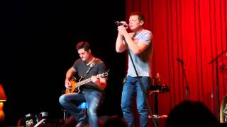 "3 Doors Down Acoustic ""Be Like That"" (Live) 2/9/14"