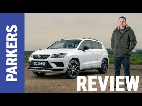 Cupra Ateca SUV Review Video