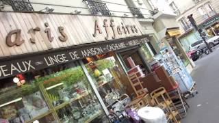 preview picture of video 'Rue de Tolbiac, 13th arrondissement de Paris'