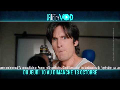 Jingle Pub La fête de la VOD - TF1