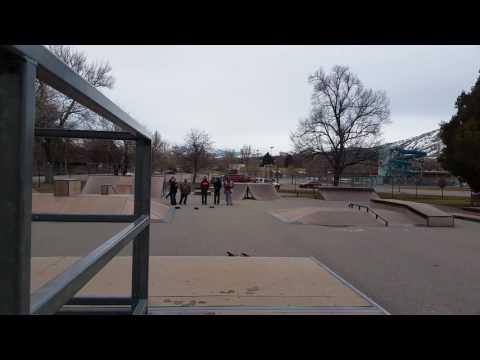 Ross park skate park