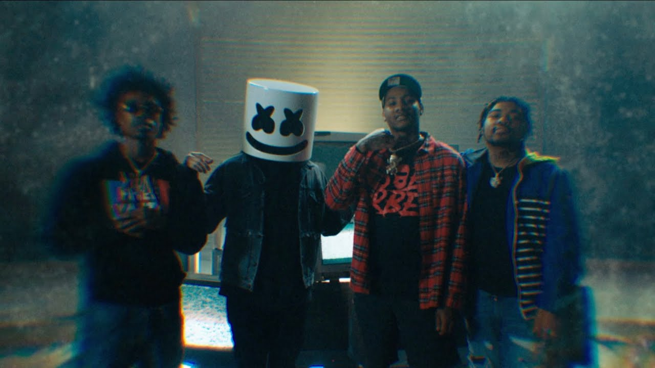 Marshmello x SOB x RBE — Don't Save Me
